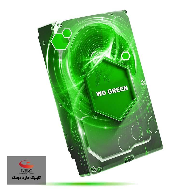 WD Green Hard Drive Internal